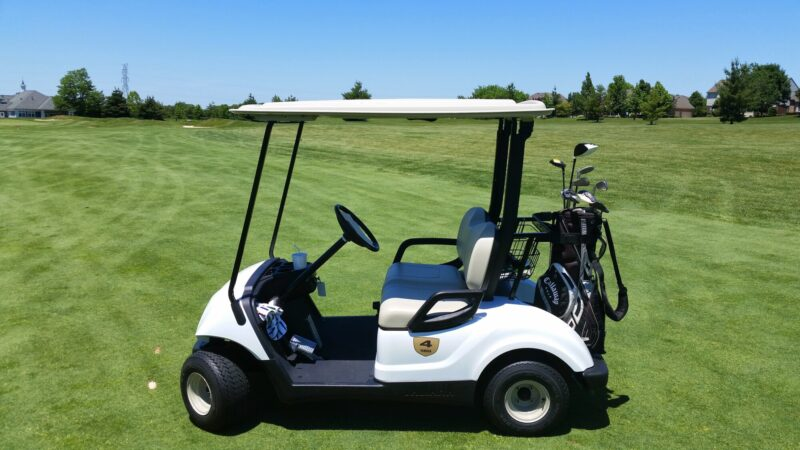 It is important to get the most out of your golf cart by taking proper care of it. Check out these 5 helpful golf cart maintenance tips for more.